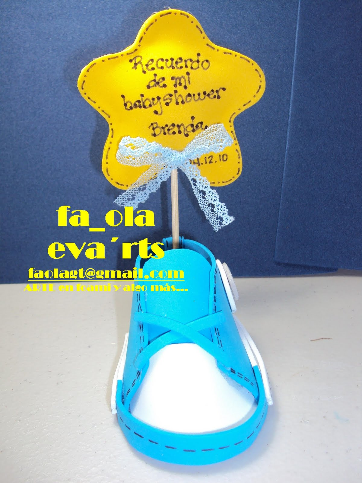Recuerditos Para Baby Shower Ni  O