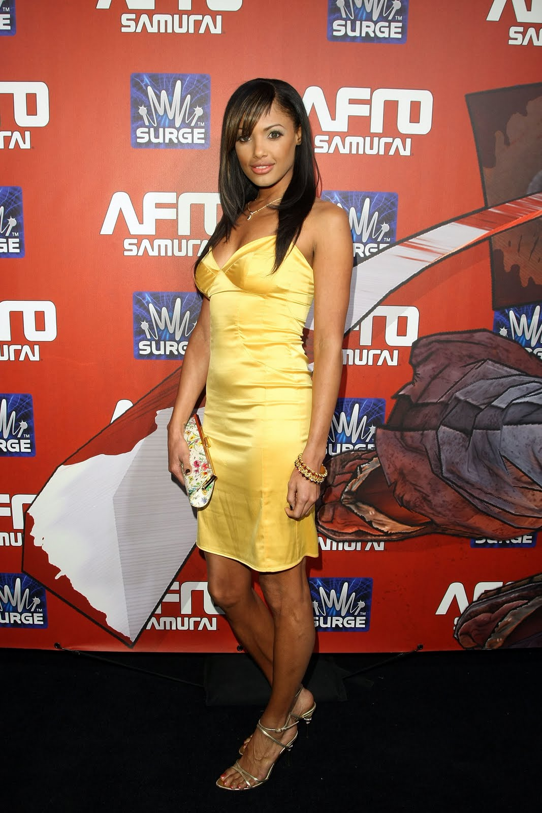 K D Aubert Feet