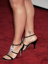 Kelly Clarkson Tattoos