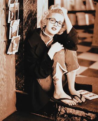 Drew Barrymore Feet