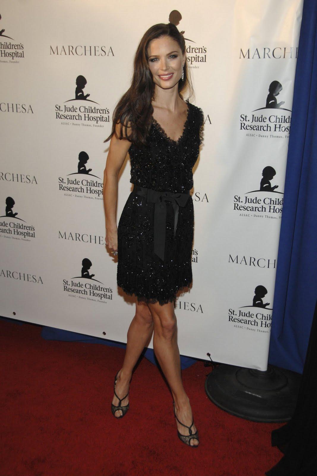 Georgina Chapman Is A Delightful English Fashion Designer And Actress