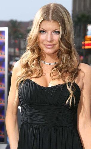 Total Celebrity Stacy Fergie Ferguson Height