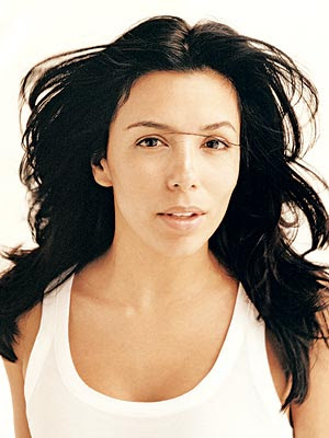 eve longoria hairstyle. eva longoria hair color