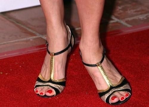 Mimi rogers legs