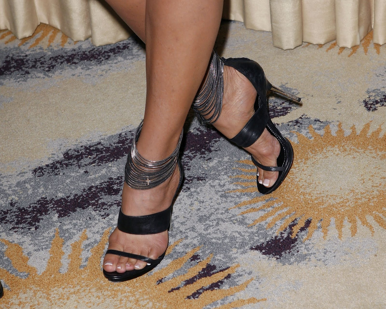 from Chance nancy o dell feet