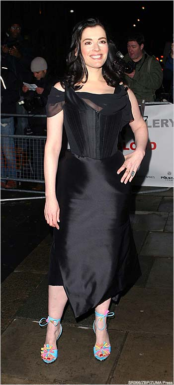 Nigella Lawson Feet, Legs And Shoes Photos