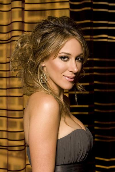 Haylie Duff Bra Size C Is A Lovely American Actress And
