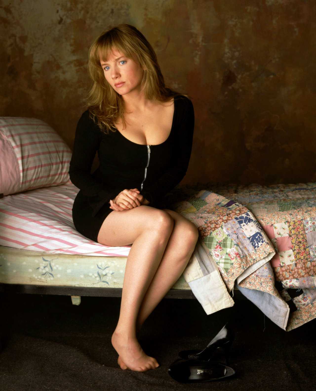 Rebecca De Mornay is a darling American film and television actress