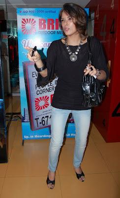 Udita Goswami Feet