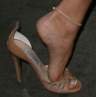 Feet Collection : Victoria Beckham Feet