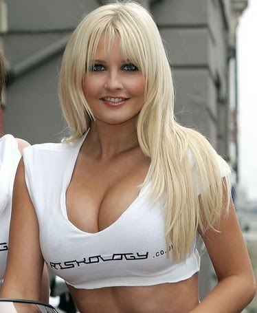 Michelle marsh breast size