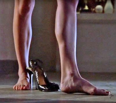 Yvonne Strahovski Feet