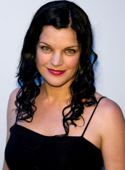 pauley perrette tattoos. Pauley Perrette Bra Size