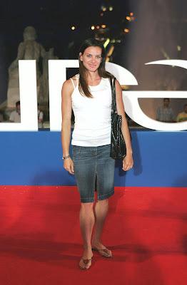 Yelena Isinbayeva Feet