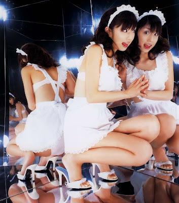 Yuko Ogura Feet