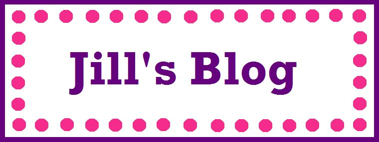 Jill's Blog