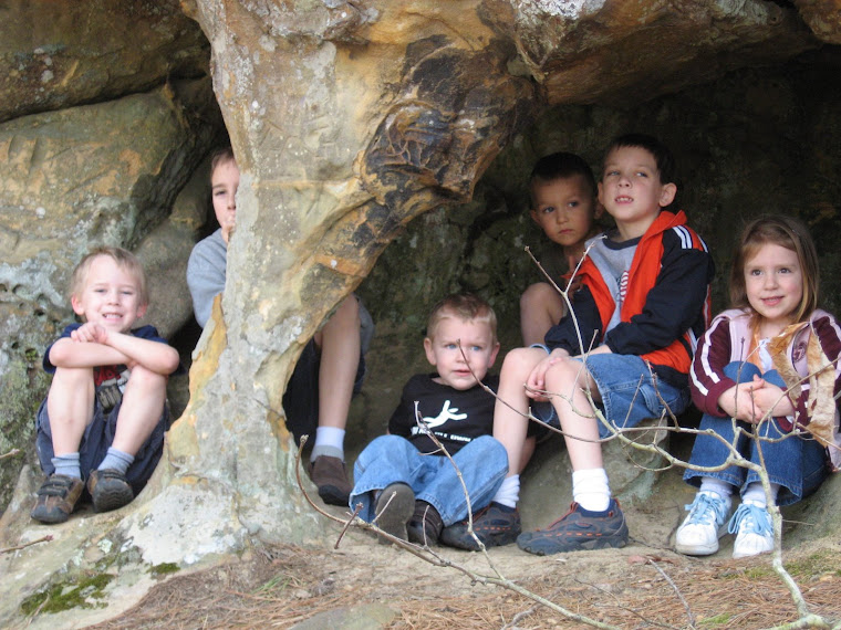 Arkansas has some beautiful place to explore with kids