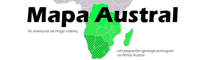 mapa aUstral