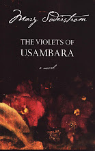 The Violets of Usambara, Mary Soderstrom's New Novel