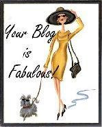 Selo Your Blog is Fabulous!