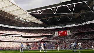 Final Liga Champions 2011 di Stadion Wembley
