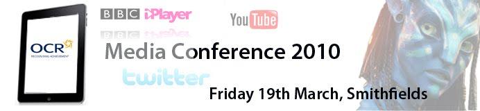 OCR Media Conference 2010