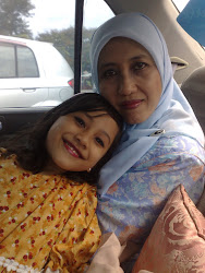 ♥ aima sayang ibu :) ♥