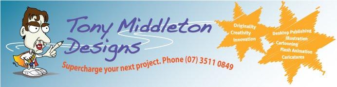 Tony Middleton Designs