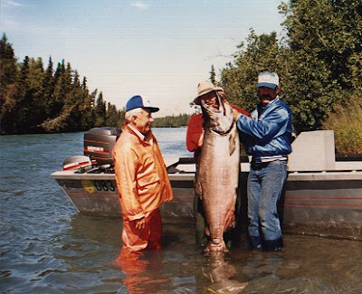 Alaska june 2010 for Salmon fishing canada