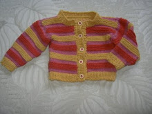 A sweater for Sofia