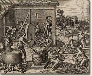 caribbean slavery The legacy of slavery and colonialism in the caribbean has severely impaired  our development options, one caribbean leader told the un.
