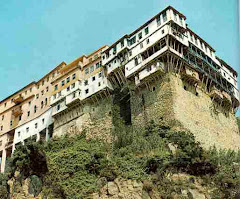 ATHOS Chilii Manastirea Dionisiu