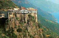 Manastirea Simonos Petra ATHOS