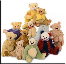 Teddy Bear Artist Event June 2008 collection