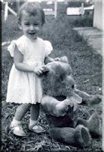Paula & Big Ted 1964