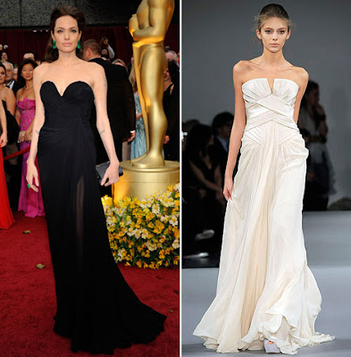 Angelina Jolie Wedding Dress. Angelina Jolie