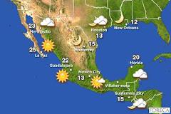 Reporte del clima en Tijuana