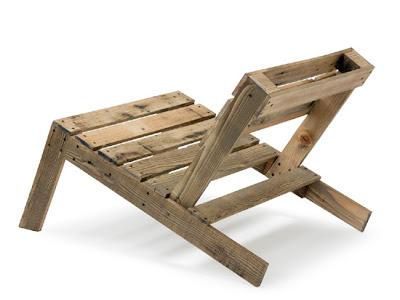 Wood Pallet Furniture on Nina Tolstrup   Pallet Furniture Projects