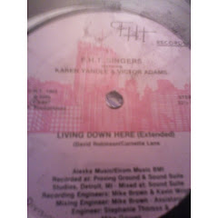 FHT SINGERS	 - living down here 1987