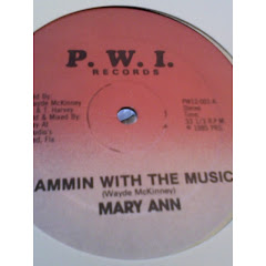 MARY ANN - jammin with the music 198x
