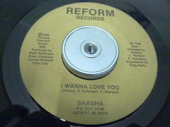 Shasha - I Wanna Love You 1986