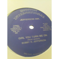 BOBBY R JEFFERSON - girl you turn me on 198x