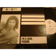 ALAN HARRIS - i'm a lover 1988 GROSSE DEDI A BRICEFUNK & FRANCK-RECORDS