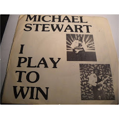 MICHAEL STEWART	- i play to win et andrea  45T (SP 2 titres) 1988