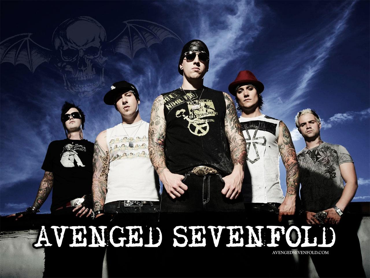 Avenged Sevenfold Frontman