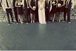 Потрясающая свадьба в стиле рок-н-ролл.  Главная тема свадьбы: черепа и...