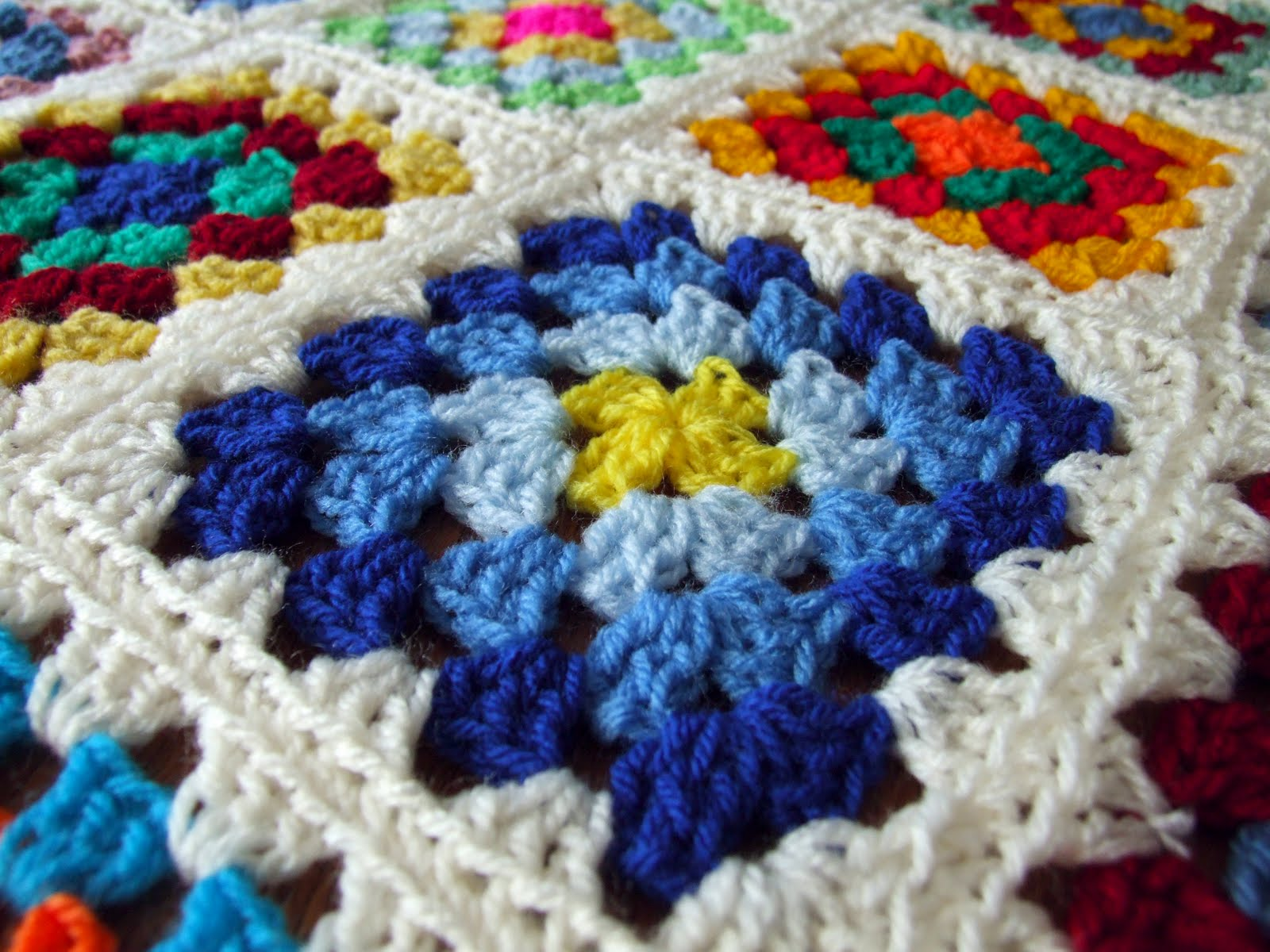 It is a picture of Invaluable Free Printable Crochet Granny Square Patterns