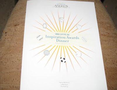 Sports Angels Award Program