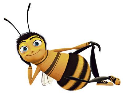 gambar lebah kartun - gambar lebah