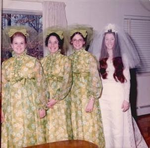 If zombies were supermodels we 39 d be them never a bride for Ugly wedding dresses for sale